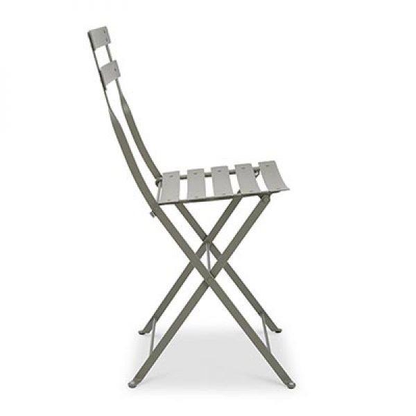chaise fer bistro - Chaise En Fer